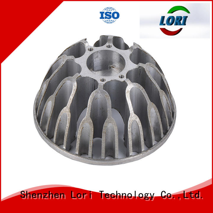 sink diecasting circular heat sink extruded from best factory LORI