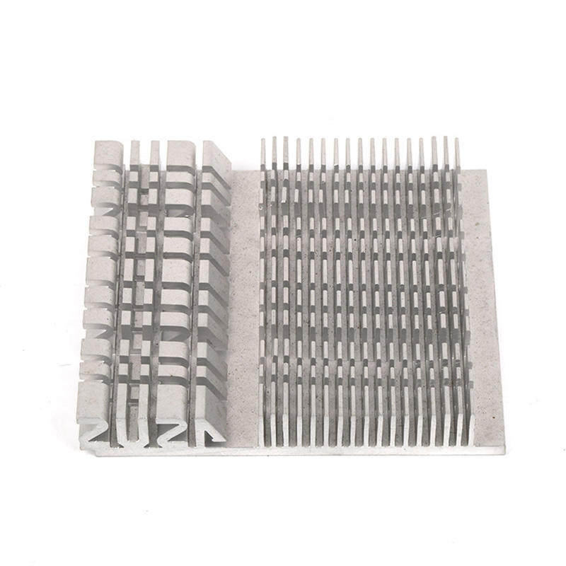 Bga Heatsink With Aluminum Siver Anodized From Lori