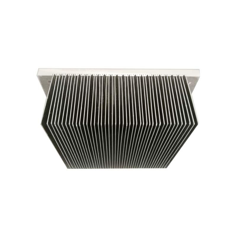 IGBT Rectifier Heat Sink With Bonded Fin