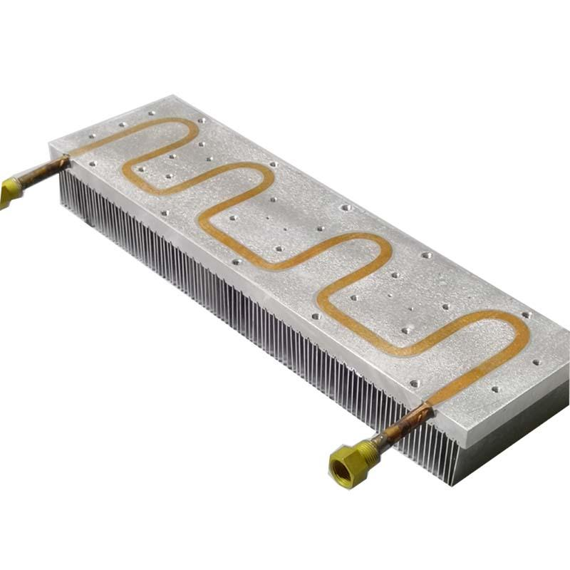 IGBT heat sink with heat pipe Lori