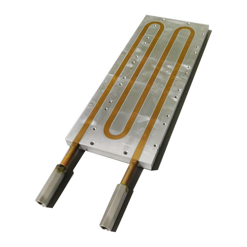 IGBT Water cooling heatsink with heat pipe