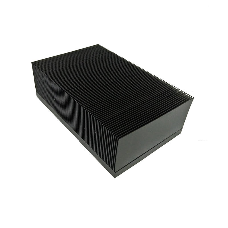 Custom Skived Aluminum Heatsink