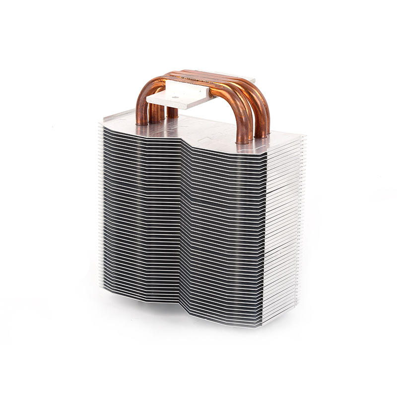 Custom Heat Pipe Heatsink