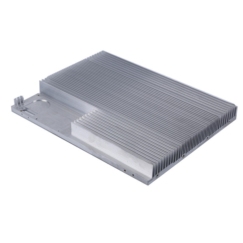 Custom Extruded Heat Sink
