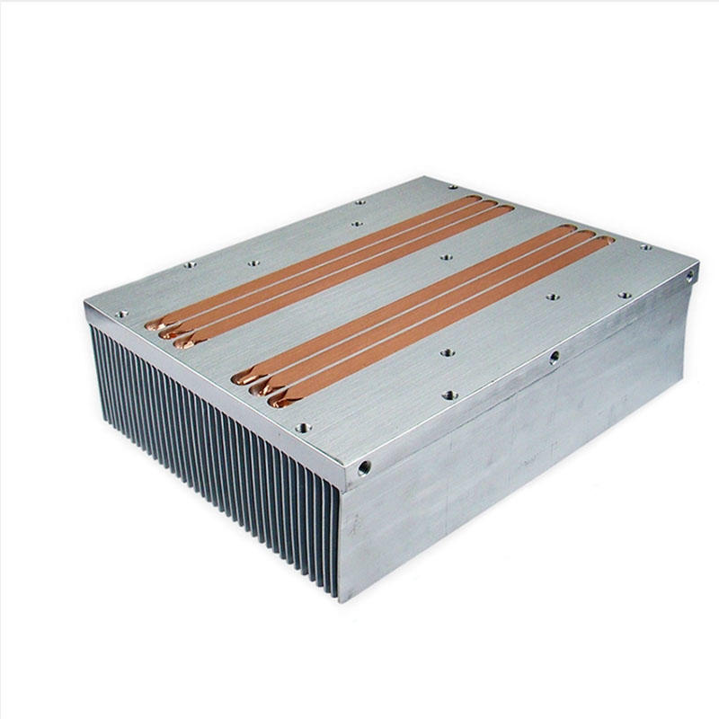 Skiving Heatsink With Heatpipe