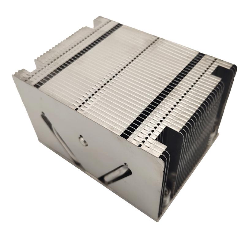LGA 2011/2066 2U active 3 heat pipe server Desktop Computer CPU heat sink