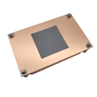 1U  Server  Passive Copper heat sink