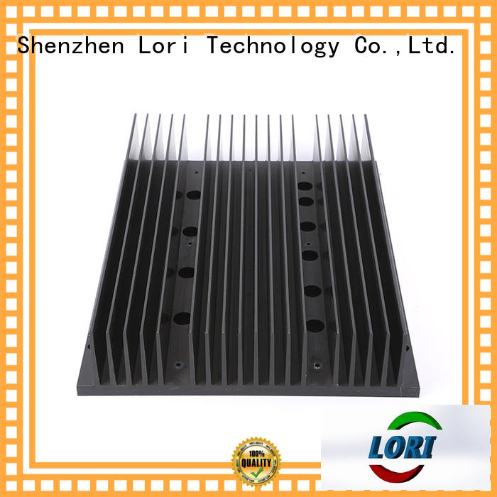 bulk production aluminum heat sink for telecom