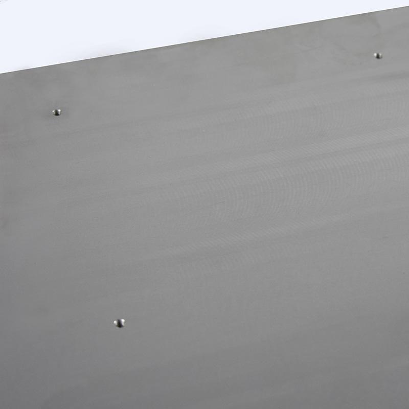 Friction stir welded water cooling plates LR0116-2