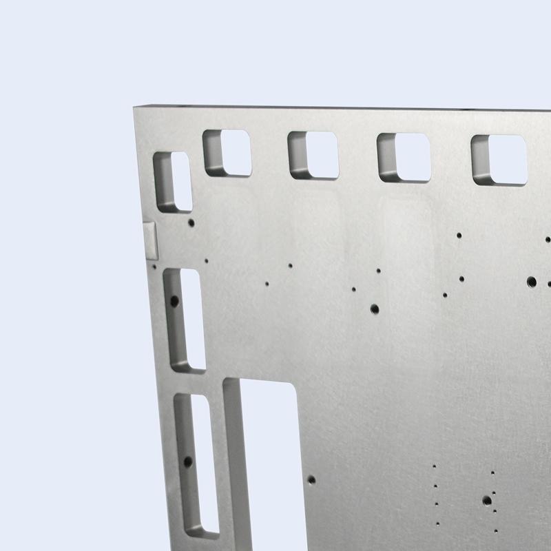 Friction Stir Welded Aluminum Cooling For Electronic  LR0115-2