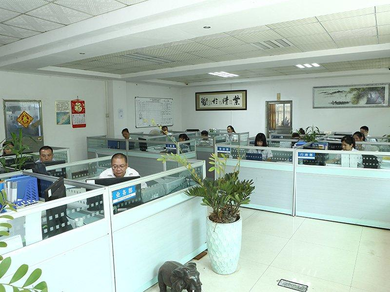 Office In Heat Sink Factory