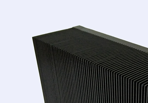 Skived fin heat sink