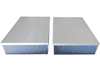 friction stir welded heat sink