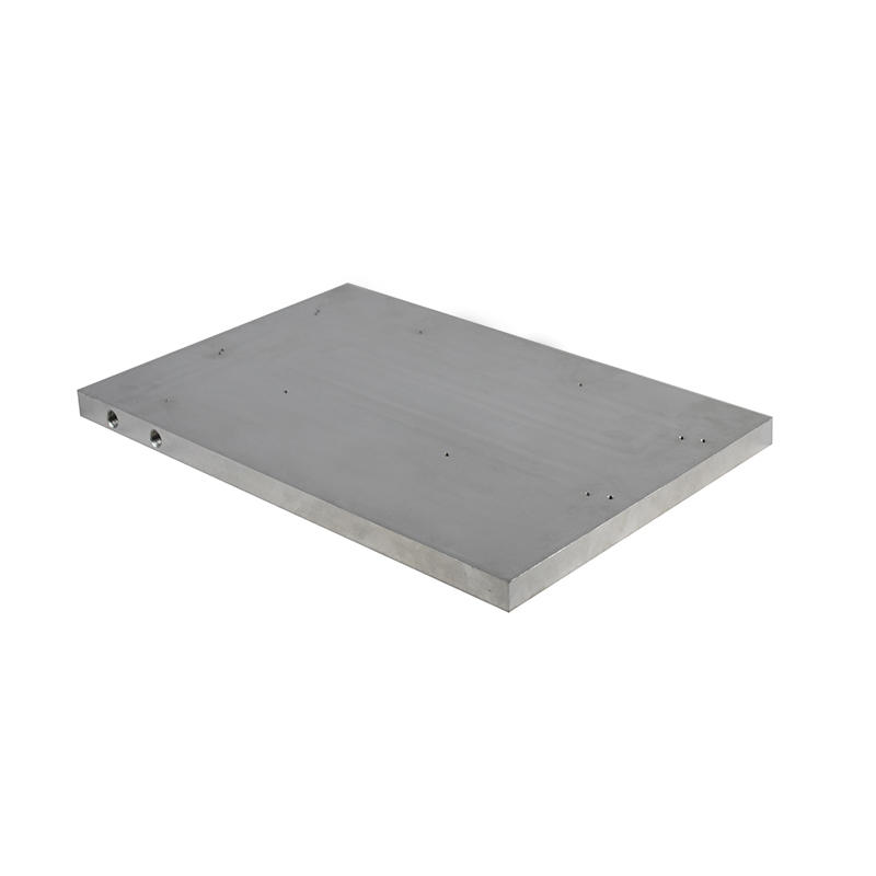Friction stir welded water cooling plates LR0116