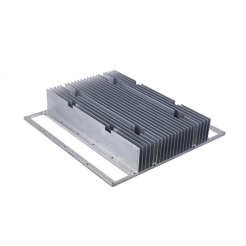 Aluminum Heat Sink Extruded For Communication System Lori