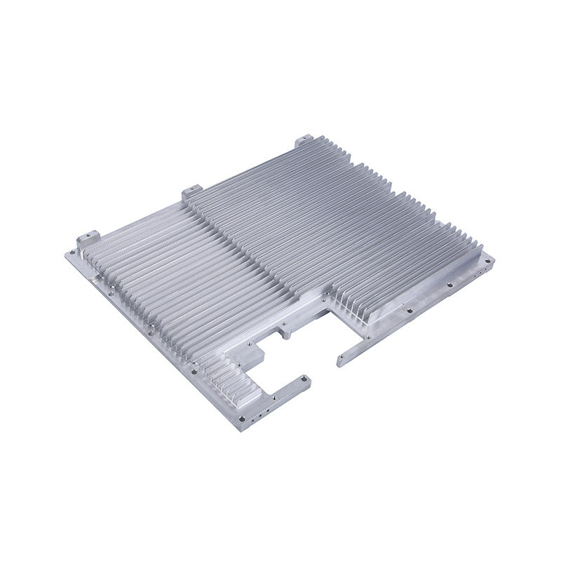 Extruded Heatsinks With CNCMachining For Telecom Lori