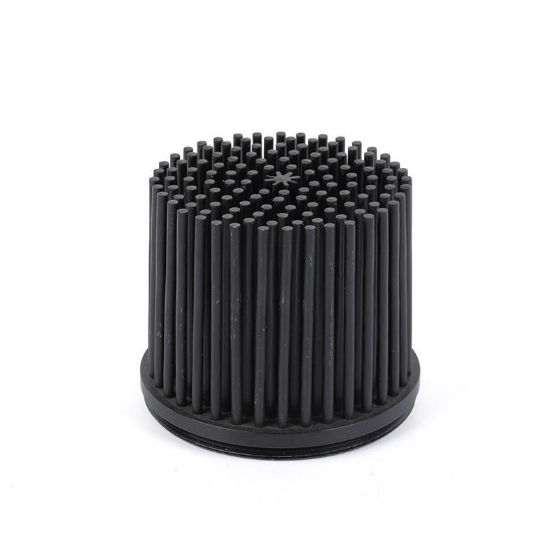140mm Pin HeatsinkAluminum For Led light  Lori