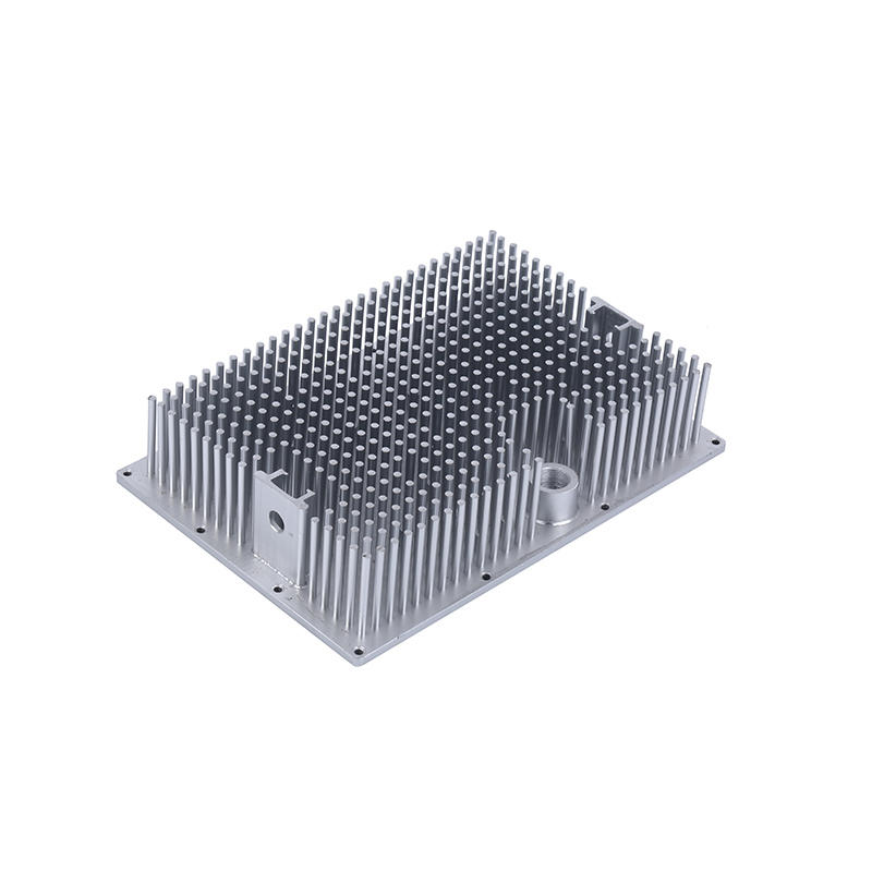 Cold Forged Heat Sink Aluminum For 100 W Led Lori