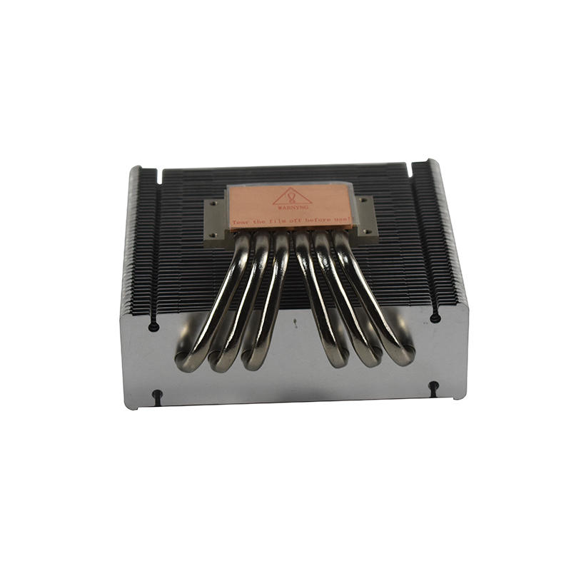 Copper Pipe Heatsink Laptop With Nickel Coating  From Lori