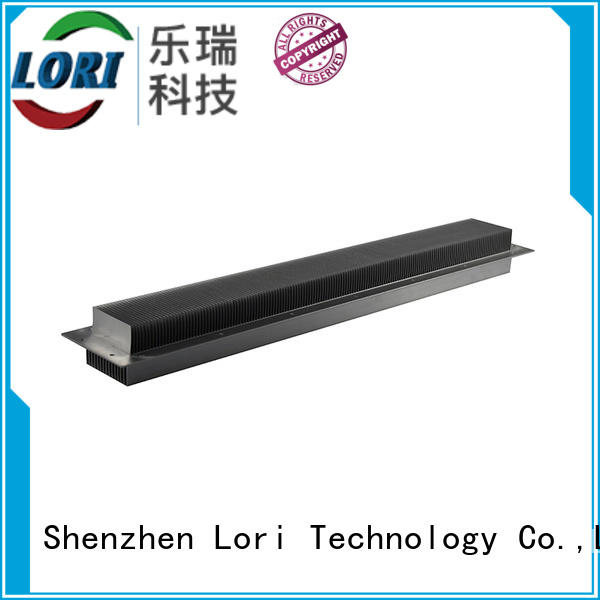 LORI Brand copper black aluminum heat sink manufacture