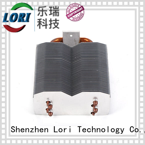 LORI Brand nickel heatsinks passive cpu heatsink soldering