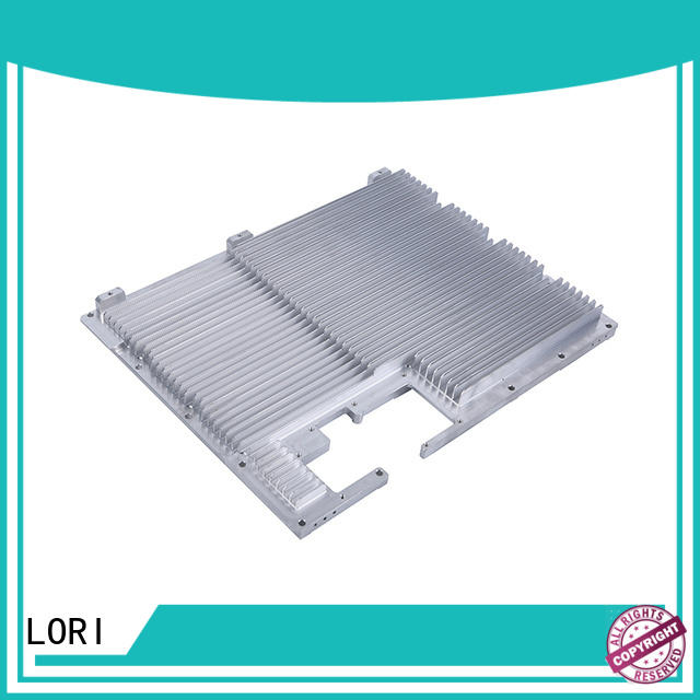 LORI cost-effective aluminium extrusion heat sink factory for telecom