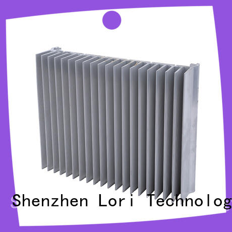 LORI aluminum extruded aluminum heatsink for power device