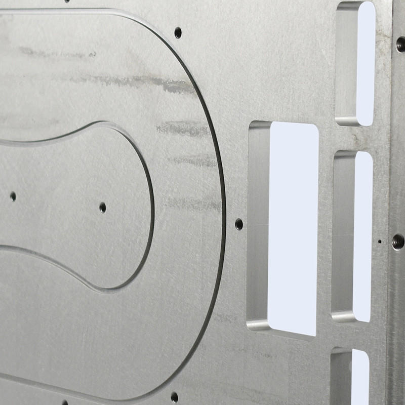 Friction Stir Welded Aluminum Cooling For Electronic  LR0115-3