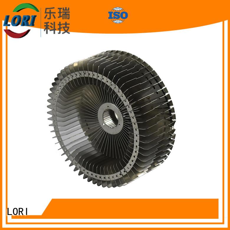Wholesale fin copper cpu heatsink fins LORI Brand