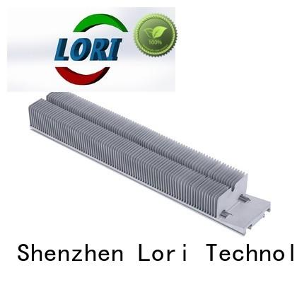 Skived Heatsink for led greenhouse light From Lori