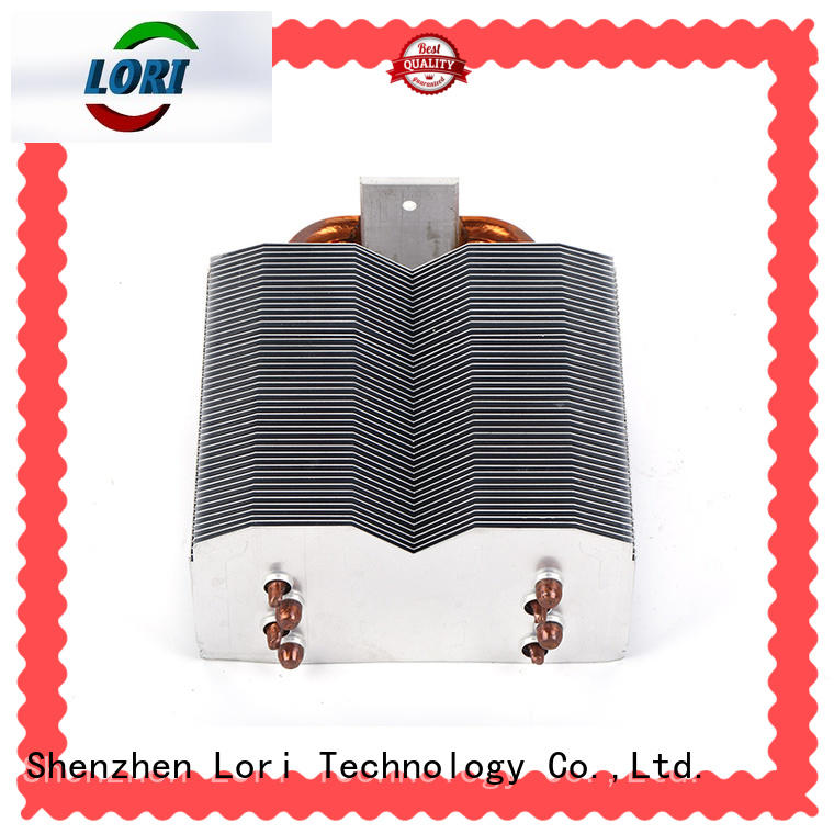 Heat Sink With Heat Pipe for Cpu from Lori