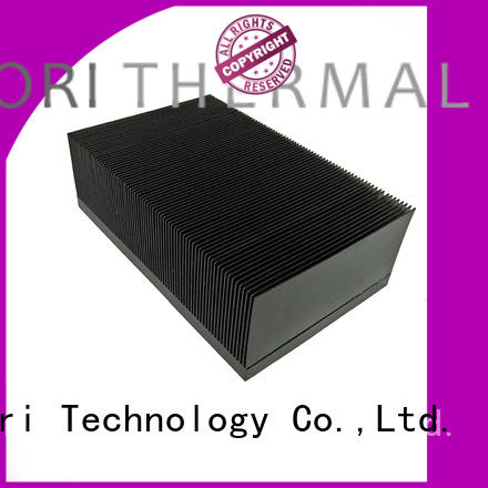skived fin cnc sink heatsink LORI Brand aluminum heat sink