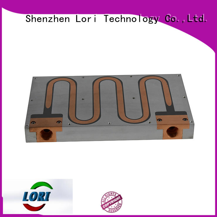 water cooling heatsink block plate plates cold plate pipe LORI Brand