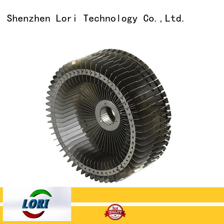 LORI welding small heat sink customized for cooling