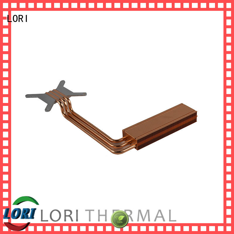LORI aluminum electronic heat sink stamping for machine