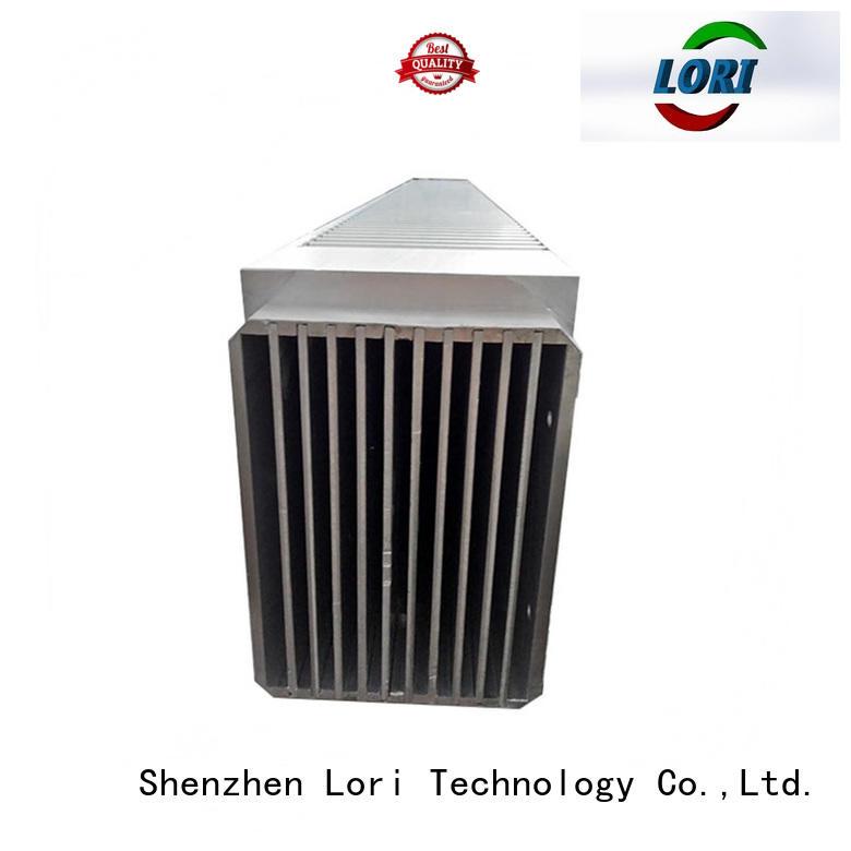 50w led heatsink aluminum sink bonded fin heat sink LORI Brand