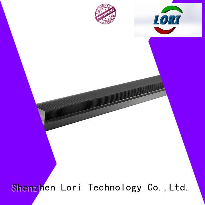 density power heatsink LORI Brand aluminum heat sink supplier