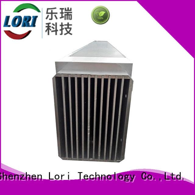 heat bonded fin heat sink heatsink fin LORI company