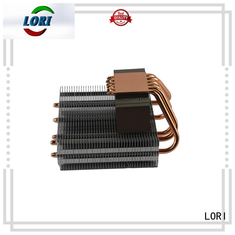 LORI aluminum pipes heat pipe heatsink high-quality for computer