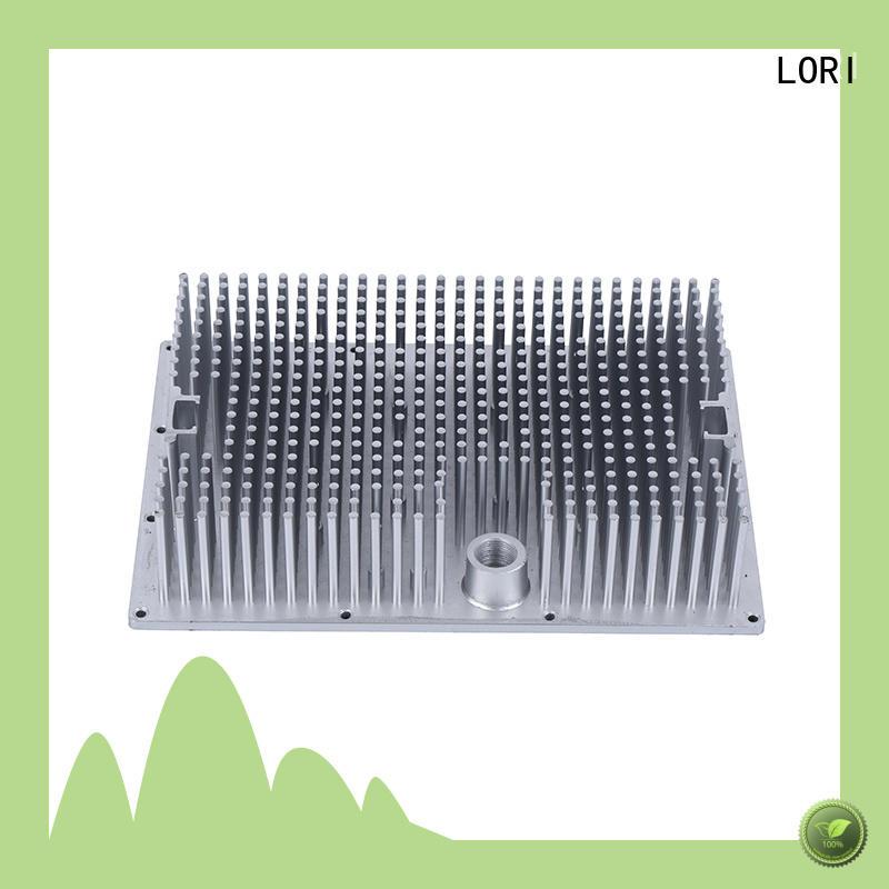 LORI custom cob heatsink company for telecomm