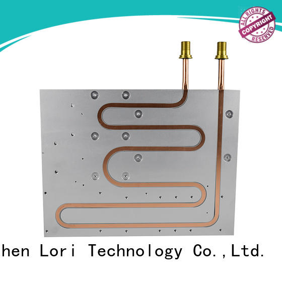 LORI liquid cooled heat sink factory for sale