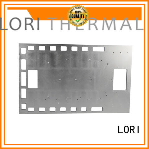 LORI Brand aluminum welding large heat sink manufacture