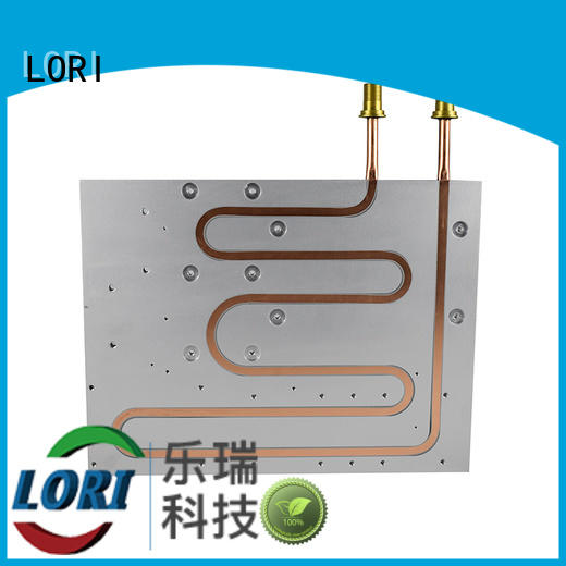 low price cold plate heat sink exposed for electronics LORI