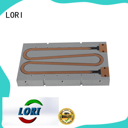 LORI top supplier cold plate heat sink full buried pipe led cooling