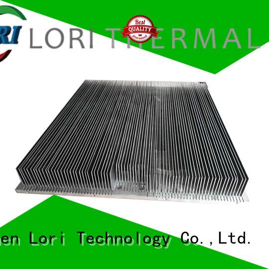 50w led heatsink power bonded fin heat sink led company