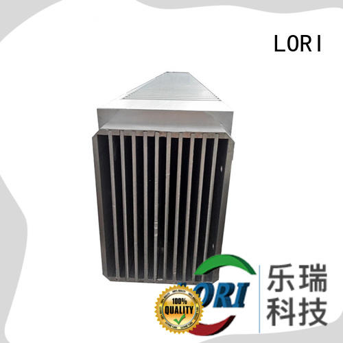 LORI stitched bonded fin heat sink welding for cooling solution