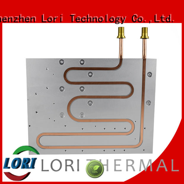 LORI top brand cold plate heat sink bulk production led cooling