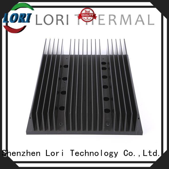aluminium square raspberry pi heatsink sink LORI company