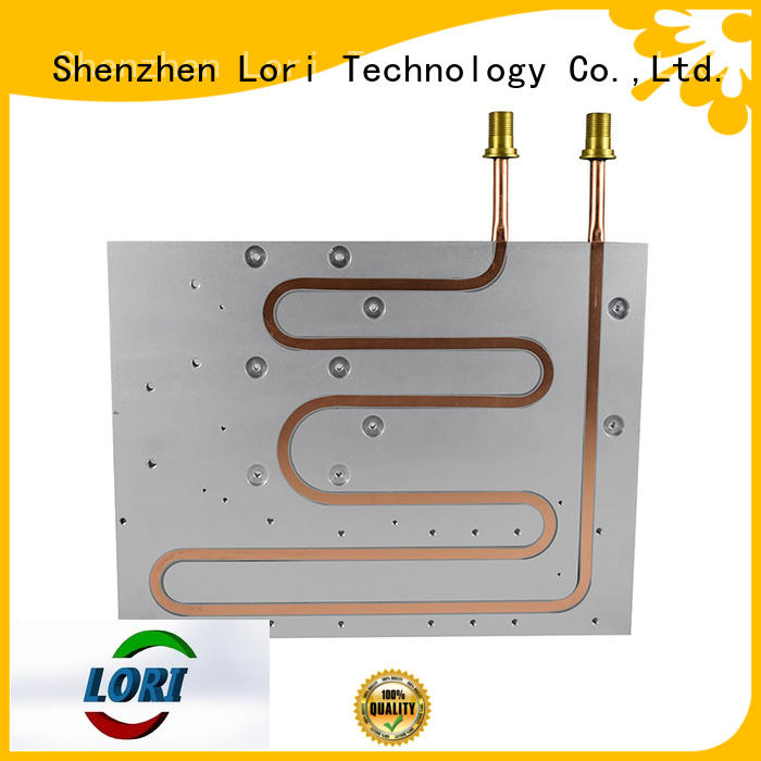 LORI high-quality water cooling heatsink block low price led cooling
