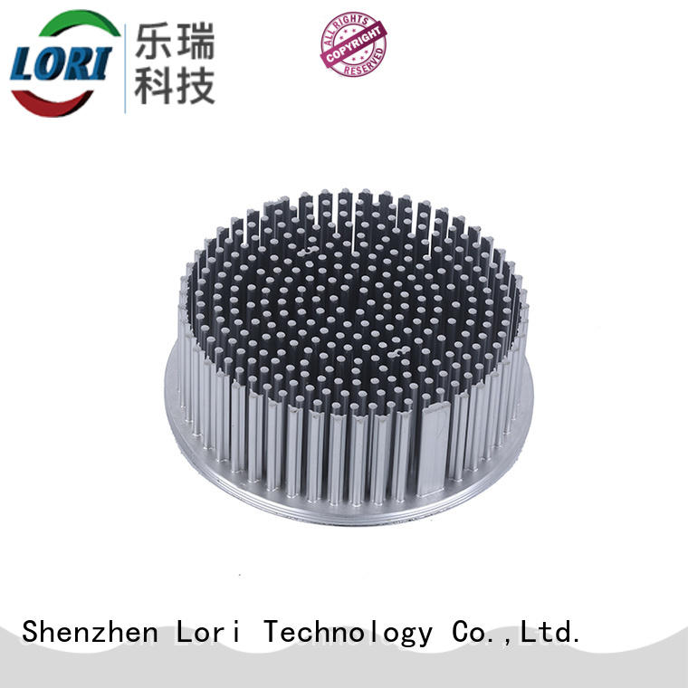 top manufacturer cob led heatsink round cob for inverters LORI